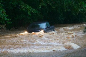 Atlanta Flood - September 21, 2009