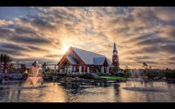 Mariners Chapel - Irvine, CA - Designed by Visioneering Studios