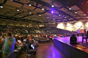 Northeast Christian Church - New 2,100 seat auditorium