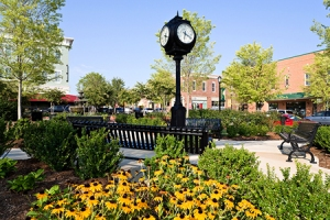 Baxter Town Center - Fort Mill, SC - Pedestrian Friendly New Urbanist Development
