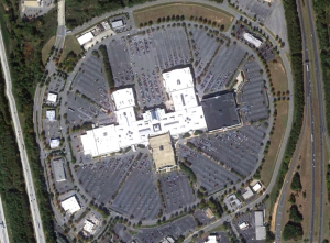 Town Center Mall Aerial